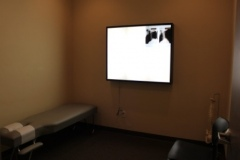 Exam Room with X-ray View Box